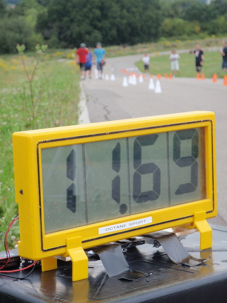 Octane Sports Timer Display